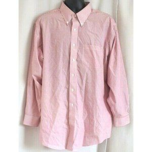 Brooks Brothers Men's Button Down Shirt Sz 18 4/5